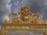Gates to the Château de Versailles
