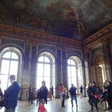 One of the rooms in the Château de Versailles