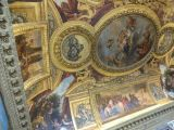 Ceiling of a room of the Château de Versailles