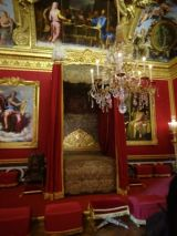 A bedroom of the Château de Versailles - this is not the King's room