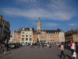 View from Grand Place