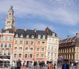 Panoramic of Grand Place