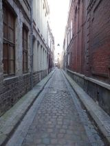 Alleys of Lille