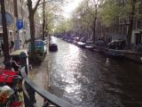 Canals in the evening
