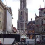 View of Die Dom