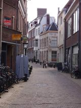 Streets of Utrecht