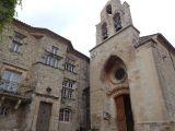 The antiquity of Rousset-les-Vignes