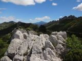 View from atop the Dentelles de Montmirail