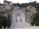 Monument aux Morts de Rauba-Capeu