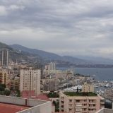 Monaco on the Mediterranean