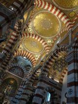 Interior of Notre Dame de la Garde