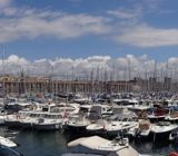 Panoramic of Vieux Port