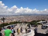 Marseille as seen from Notre Dame de la Garde