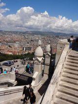 View from Notre Dame de la Garde