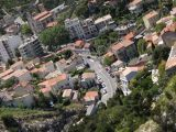 Residential streets of Marseille