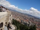 Marseille as seen from Notre Dame de la Garde