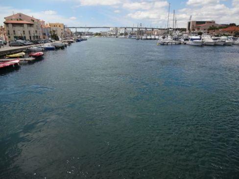Martigues harbour