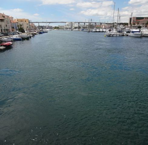 Martigues harbour