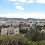 Martigues from above
