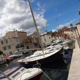 Boats of Martigues
