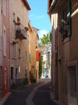 Streets of Martigues