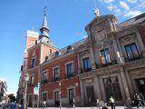 Buildings of Madrid