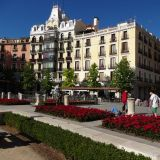 Buildings of Madrid