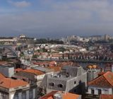 Panoramic of Oporto