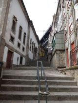 Alleyways of Oporto