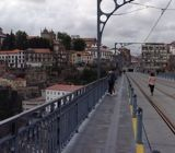 Panoramic from Ponte Luiz I