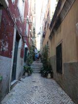 Alleyways of Lisboa