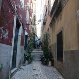 Alleyways of Lisboa