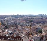 Panoramic of Lisboa