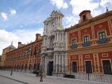 Buildings of Sevilla