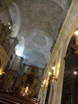 Interior of the Catedral de Santa Maria de la Sede de Sevilla
