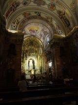 Inside the Basílica de La Macarena