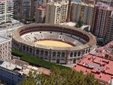 Plaza de Toros from above