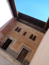 Façade of the Comares Palace