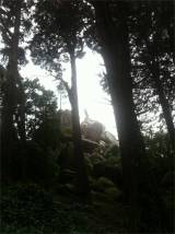 Statue of the Warrior, Parque da Pena