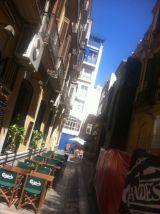 Streets of Málaga
