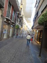 Streets of central Granada