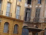 Buildings of Aix-en-Provence