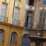 Buildings of Aix-en-Provence