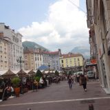 Streets of Grenoble