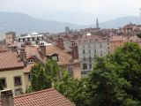 Grenoble rooftops