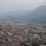 Grenoble from above