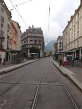 Tramways within Grenoble