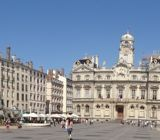 Panoramic of the Place des Terreaux