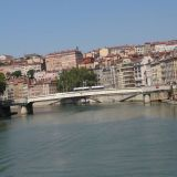 Lyon on the Rhône