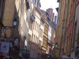 Streets of Vieux Lyon